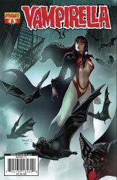 Vampirella (2010) -6B- Crown of worms part 6