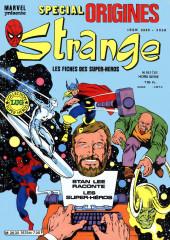 Strange (Spécial Origines) -163bis- Strange 163 bis