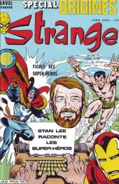 Strange (Spécial Origines) -166bis- Strange 166 bis