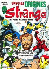Strange (Spécial Origines) -169bis- Strange 169 bis