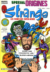 Strange (Spécial Origines) -172bis- Strange 172 bis