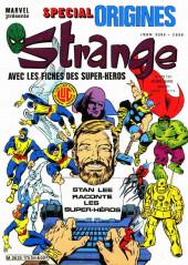 Strange (Spécial Origines) -175bis- Strange 175 bis