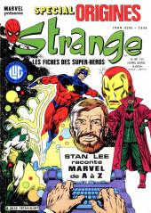 Strange (Spécial Origines) -181bis- Strange 181 bis