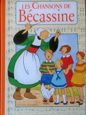 Bécassine -HS2a- Les Chansons de Bécassine