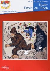 Tintin - Divers -20- Étudier Tintin au Tibet