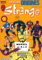 Strange (Spécial Origines) -190bis- Strange 190 bis
