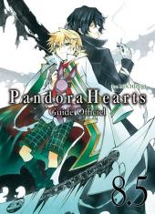 Pandora Hearts -HS1- 8.5 - Guide Officiel