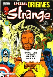 Strange (Spécial Origines) -202bis- Strange 202 bis