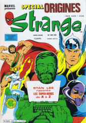 Strange (Spécial Origines) -205bis- Strange 205 bis