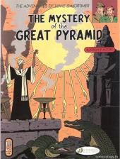 Blake and Mortimer (The Adventures of) -53- The Mystery of the Great Pyramid part 2