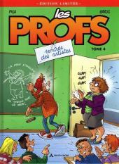 Les profs -4ES- Rentrée des artistes
