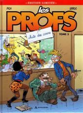 Les profs -5ES- Chute des cours