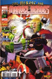 Marvel Heroes (Marvel France - 2011) -6- Le plus fort du monde