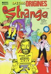 Strange (Spécial Origines) -223bis- Strange 223 bis