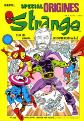 Strange (Spécial Origines) -229bis- Strange 229 bis