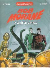 Bob Morane 6 (Ananké/Miklo) -7- La Vallée des crotales
