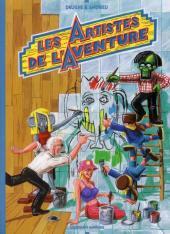 Monsieur Pabo - Les Artistes de l'Aventure