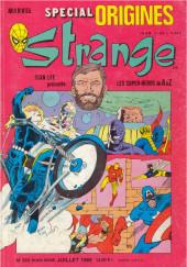 Strange (Spécial Origines) -235bis- Strange 235 bis