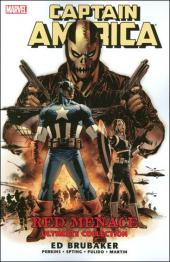 Captain America (2005) -ULT02- Red menace Ultimate collection