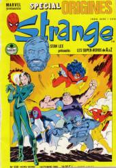 Strange (Spécial Origines) -238bis- Strange 238 bis