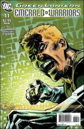 Green Lantern: Emerald warriors (2010) -11- Rest and relaxation