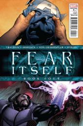 Fear Itself (2011) -4- Worlds on fire