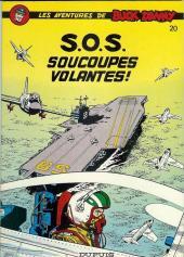 Buck Danny -20b1983- S.O.S. soucoupes volantes !