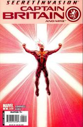 Captain Britain and MI13 (2008) -4- The Guns of Avalon (Conclusion)