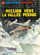 Buck Danny -23b1983- Mission vers la vallée perdue