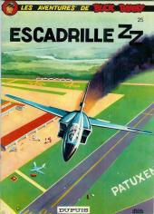 Buck Danny -25c1980- Escadrille ZZ
