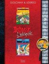 Astérix (L'intégrale - France Loisirs 2010) -13- Le Bouclier Arverne - Astérix aux Jeux Olympiquess