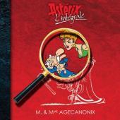 Astérix (L'intégrale - France Loisirs 2010) -HS13- M. & Mme Agecanonix