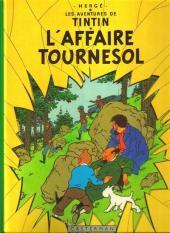 Tintin (Historique) -18C6- L'affaire Tournesol