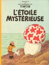 Tintin (Historique) -10C4- L'étoile mystérieuse