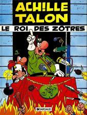 Achille Talon -17b95- Le roi des Zôtres