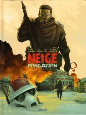 Neige Fondation -2- L'Écharneur