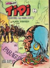 Tipi -32- Les Kiowas