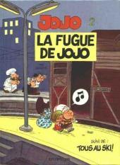 Jojo (Geerts) -2a1994- La fugue de Jojo