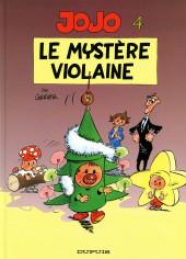 Jojo (Geerts) -4b00- Le mystère Violaine