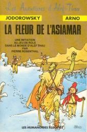 Les aventures d'Alef-Thau -SUP- La fleur de l'asiamar