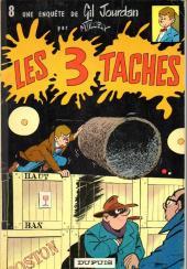 Gil Jourdan -8a- Les 3 taches