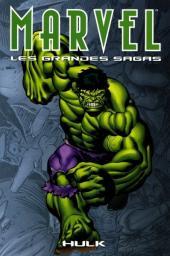 Marvel (Les grandes sagas) -6- Hulk