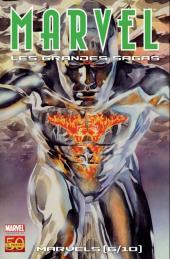 Marvel (Les grandes sagas) -HS06- Marvels (6/10)