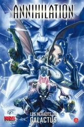 Annihilation -2- Les hérauts de Galactus