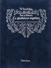Bob et Bobette (Collection série bleue) -6TL- Le Gladiateur-Mystère