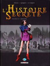 L'histoire secrète -23- Absynthe