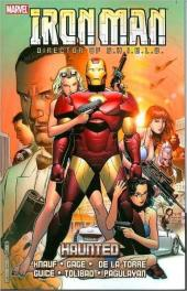 Invincible Iron Man (The) (2005) -INT05- Haunted