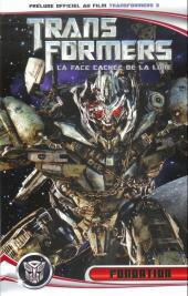 Transformers (Fusion Comics) -3- La Face cachée de la Lune - Fondation