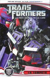 Transformers (Fusion Comics) -4- La Face cachée de la Lune - La Tempête
