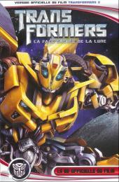 Transformers -HS- La face cachée de la lune - La BD officielle du film